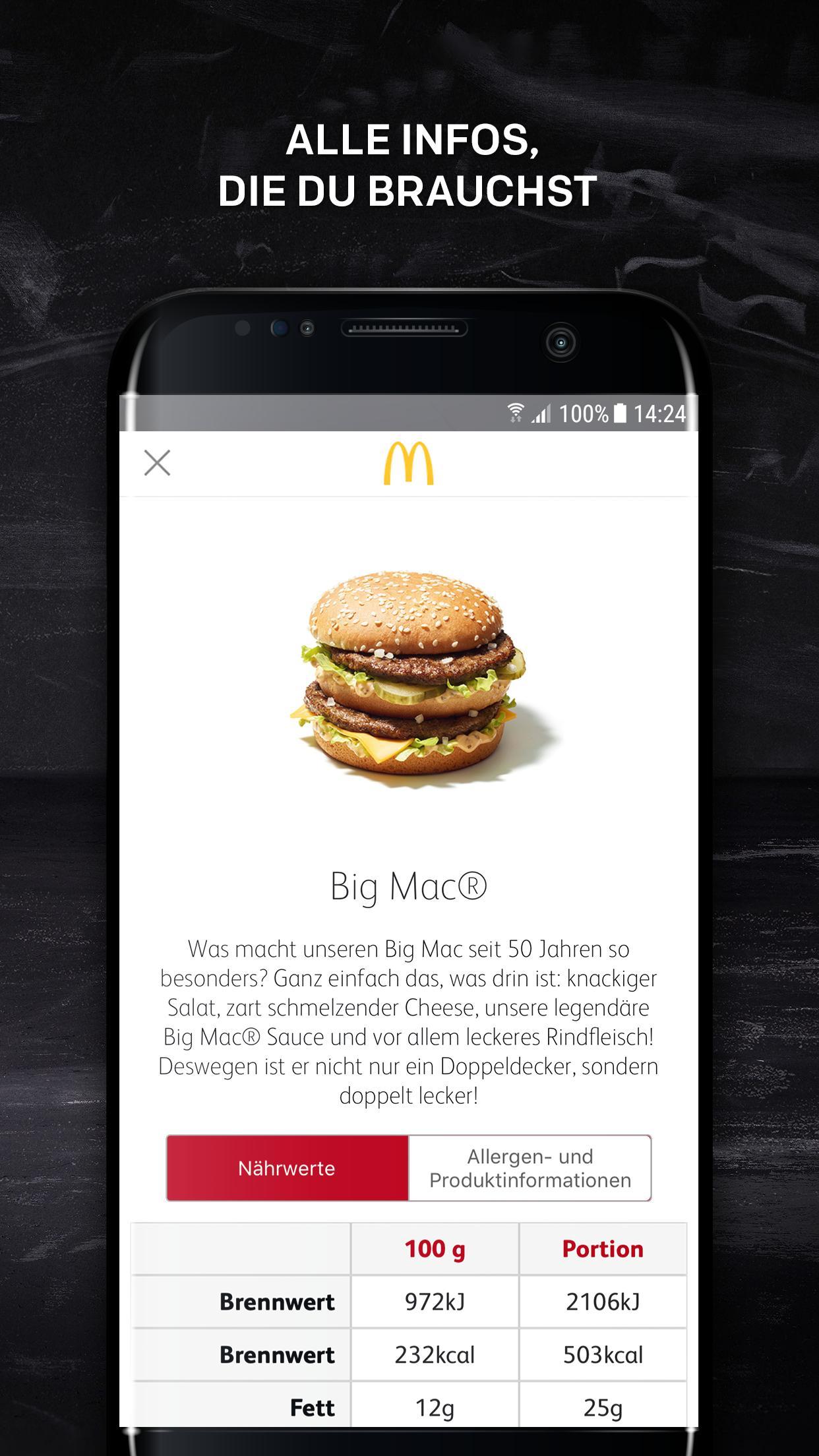 McDonald's Deutschland 6.1.6.42432 Screenshot 4