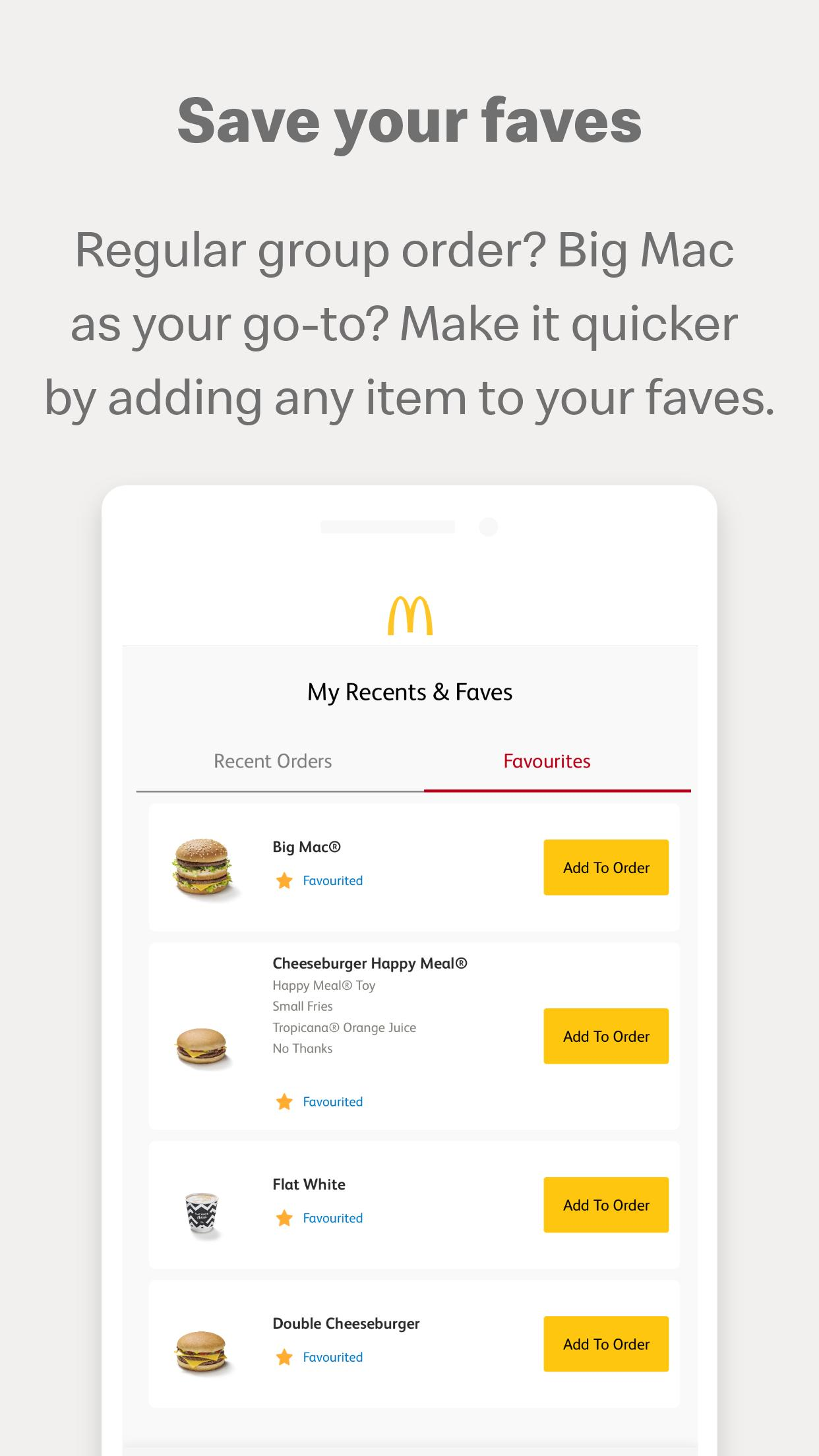 My McDonald's 6.2.6 Screenshot 4