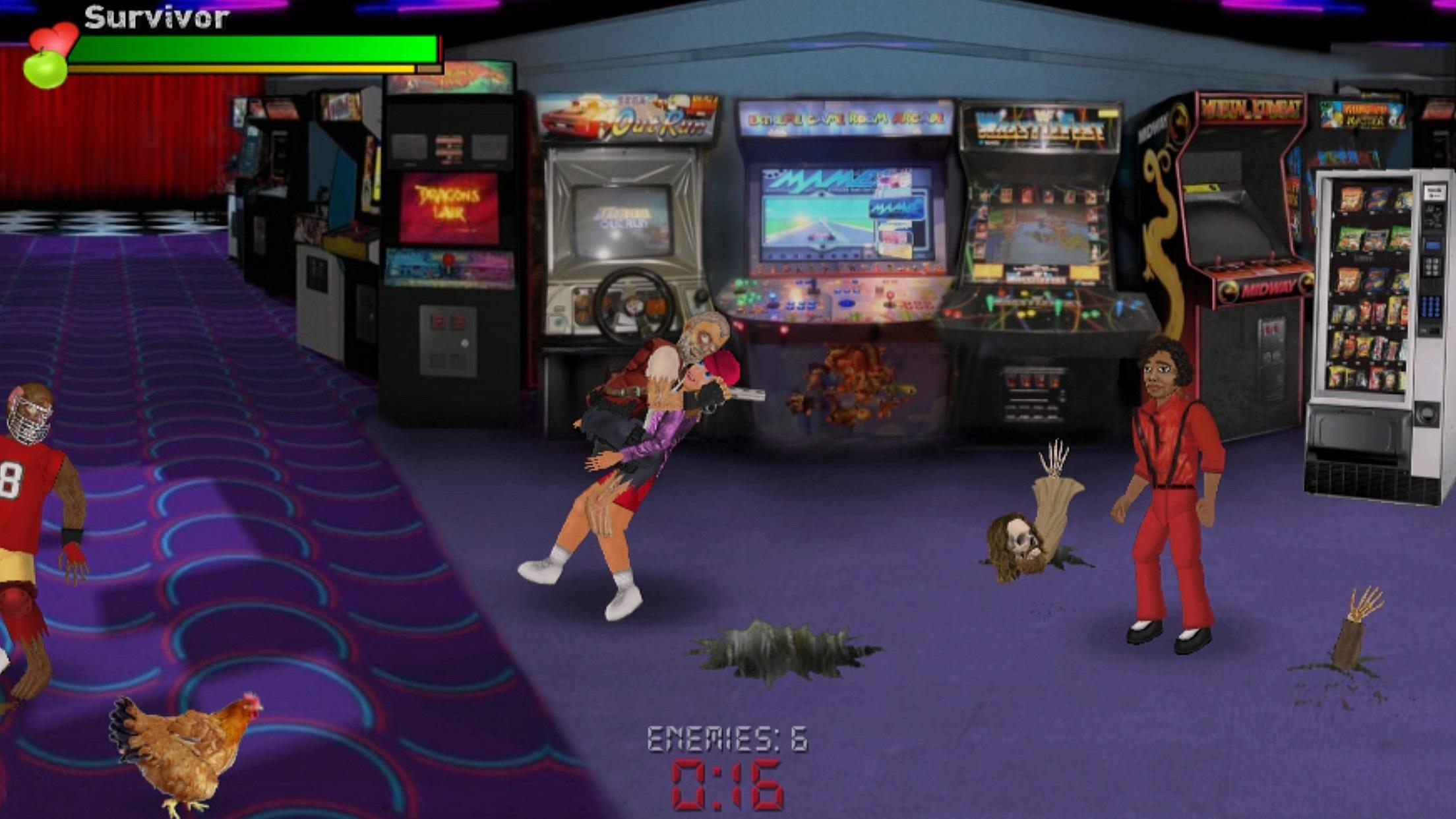 Extra Lives (Zombie Survival Sim) 1.110 Screenshot 5