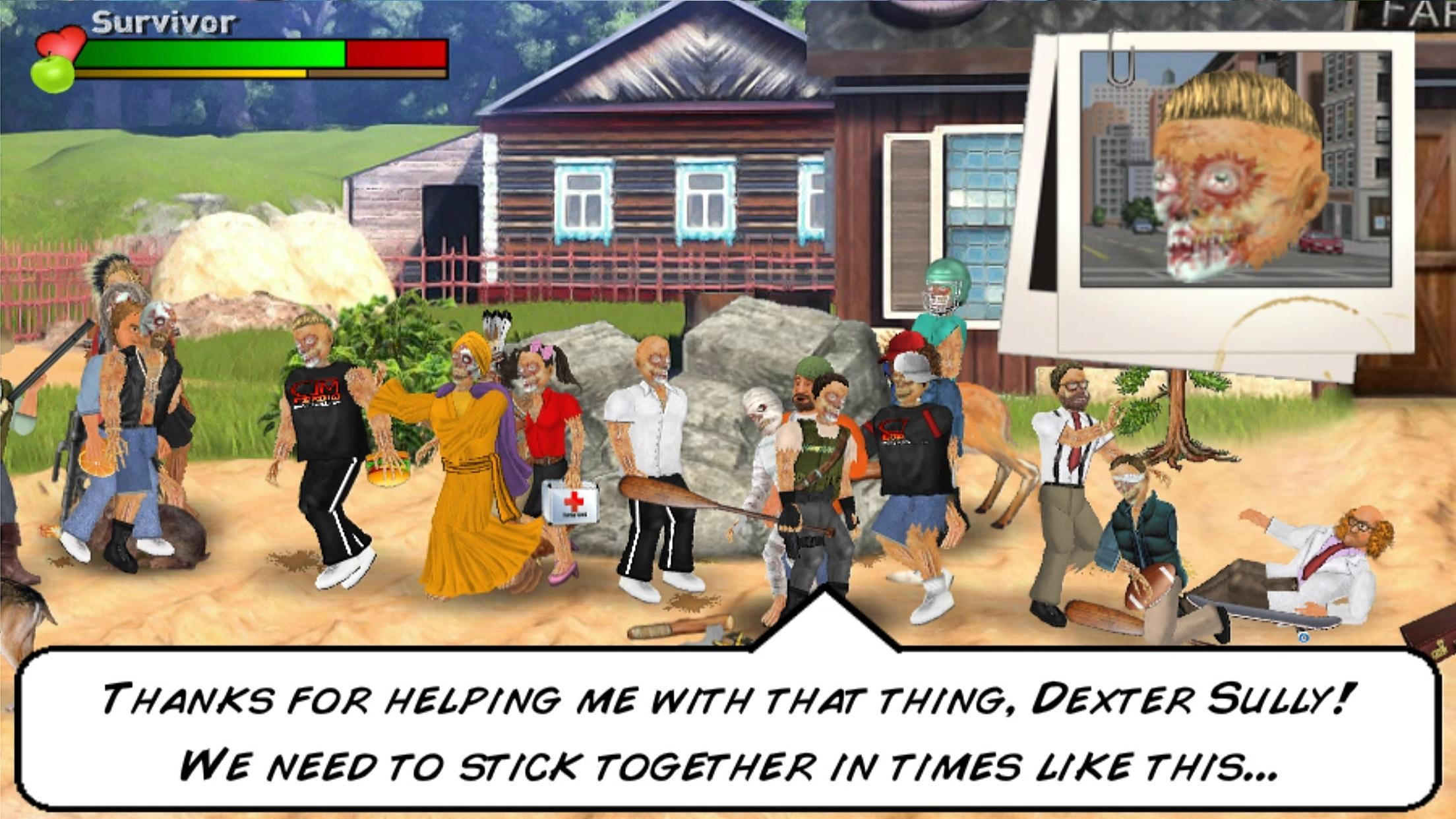 Extra Lives (Zombie Survival Sim) 1.110 Screenshot 6