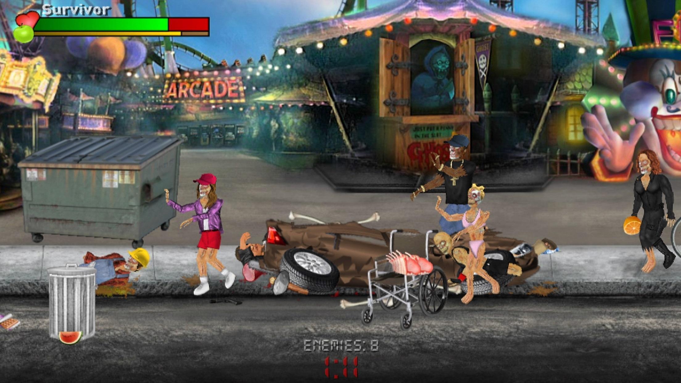 Extra Lives (Zombie Survival Sim) 1.110 Screenshot 8