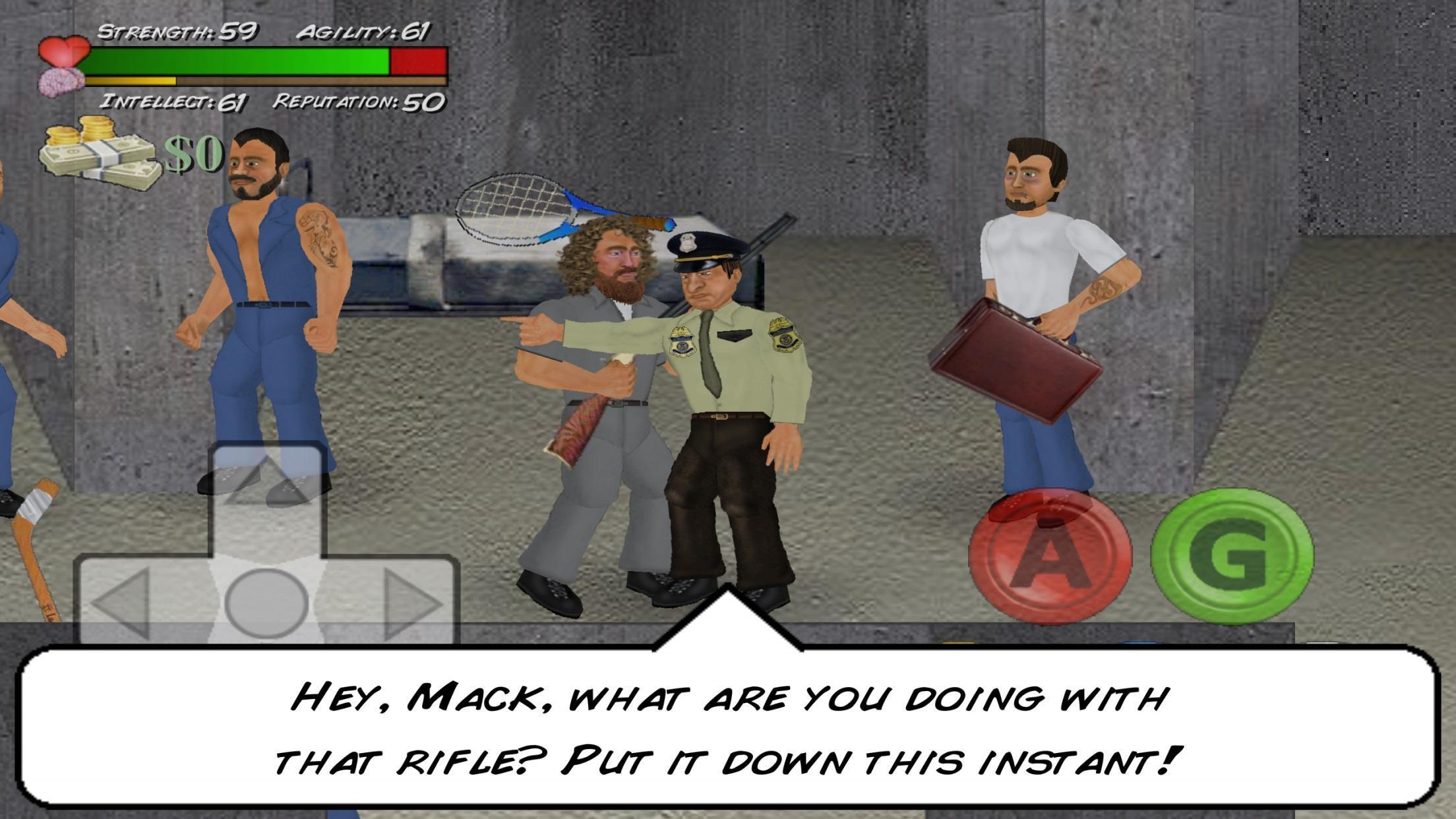 Hard Time (Prison Sim) 1.432 Screenshot 1