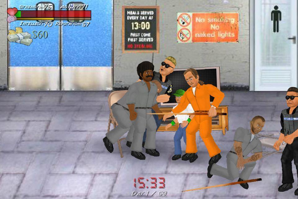 Hard Time (Prison Sim) 1.432 Screenshot 2