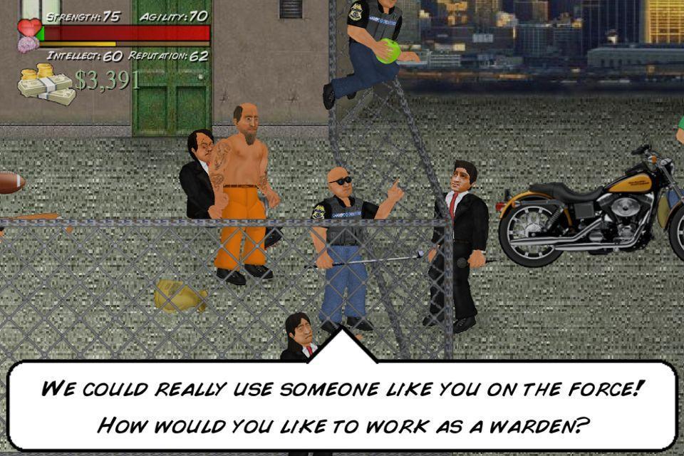 Hard Time (Prison Sim) 1.432 Screenshot 4