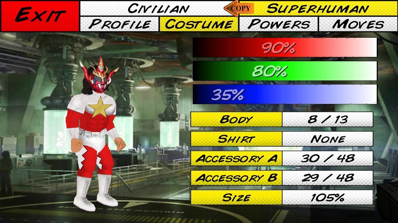 Super City (Superhero Sim) 1.212 Screenshot 3