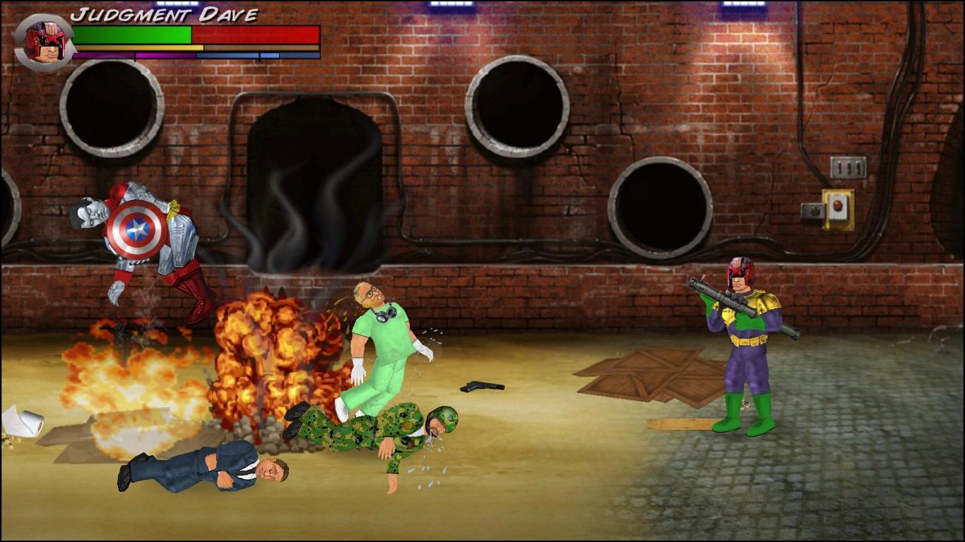 Super City (Superhero Sim) 1.212 Screenshot 4