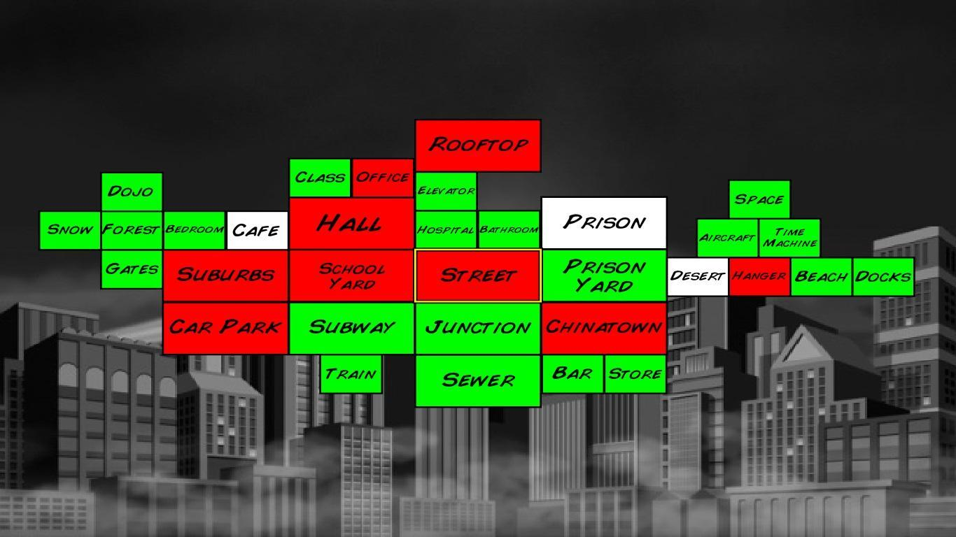 Super City (Superhero Sim) 1.212 Screenshot 6