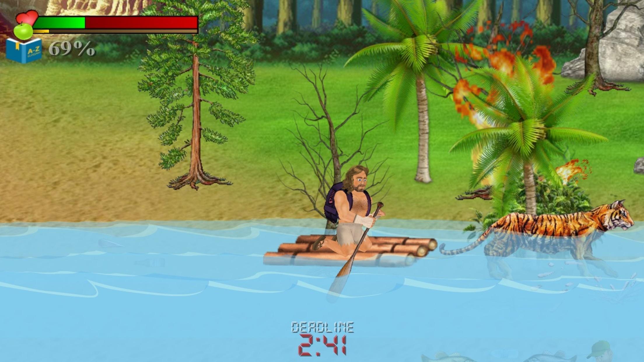 Wrecked (Island Survival Sim) 1.144 Screenshot 1