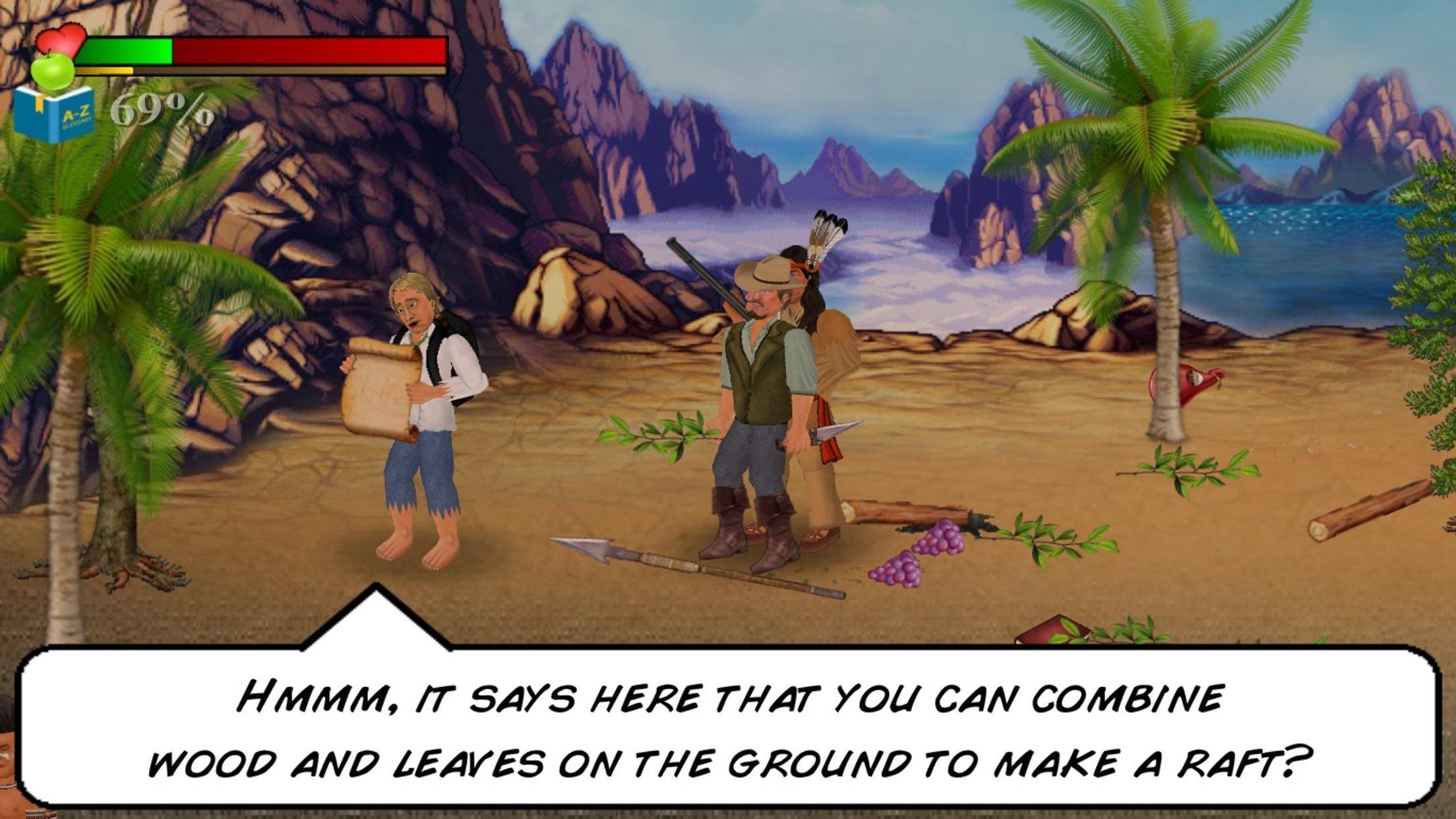 Wrecked (Island Survival Sim) 1.144 Screenshot 2