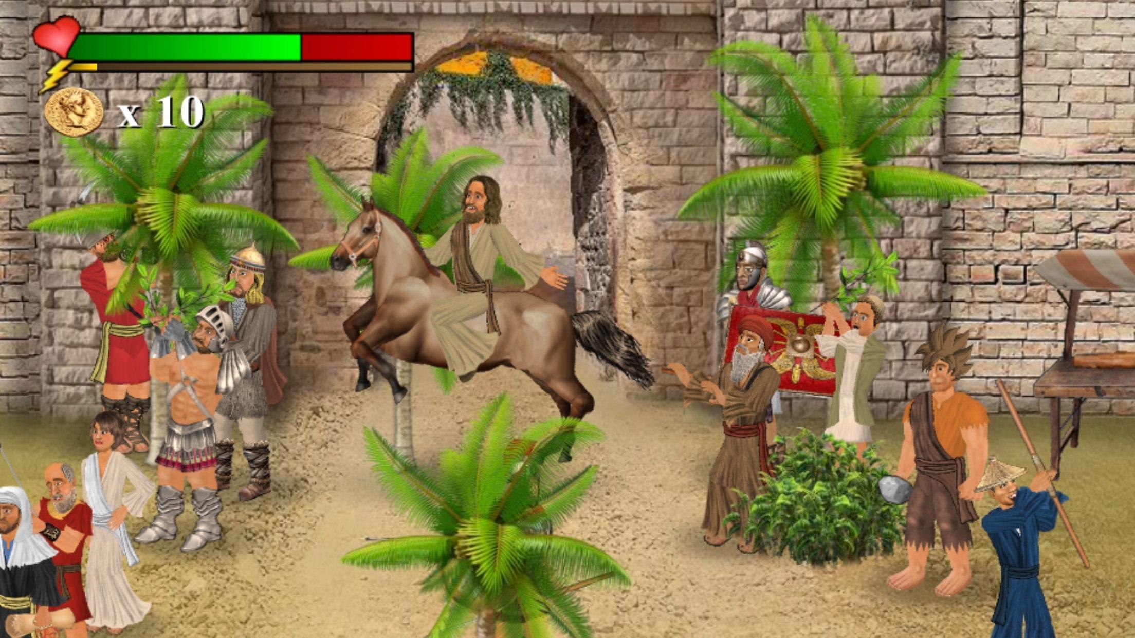 The You Testament The 2D Coming 1.082 Screenshot 6