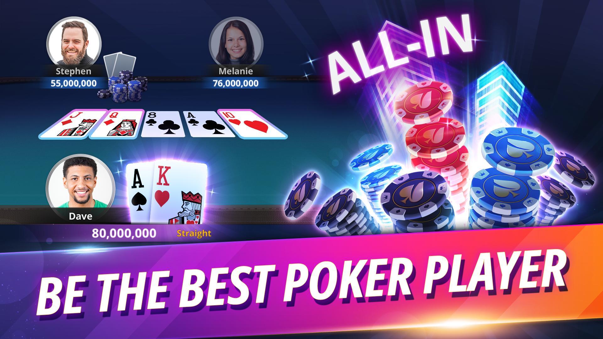 Fulpot Poker Free Texas Holdem,Omaha,Tournaments 2.0.42 Screenshot 4