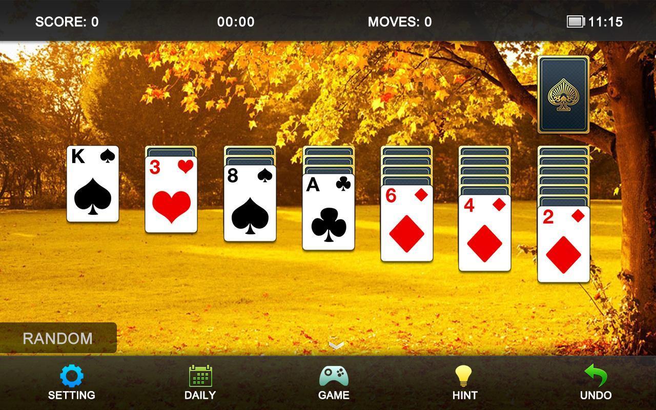 Solitaire! 2.420.0 Screenshot 8