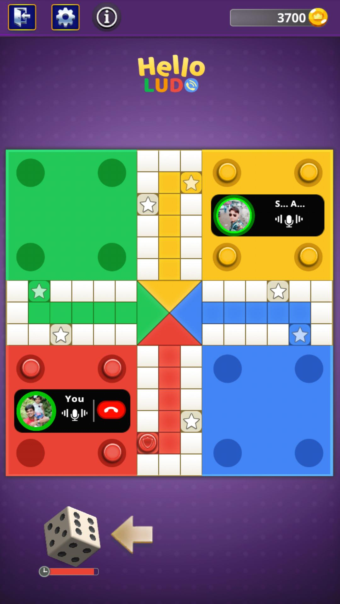 Hello Ludo™- Live online Chat on star ludo game ! 11.2 Screenshot 2