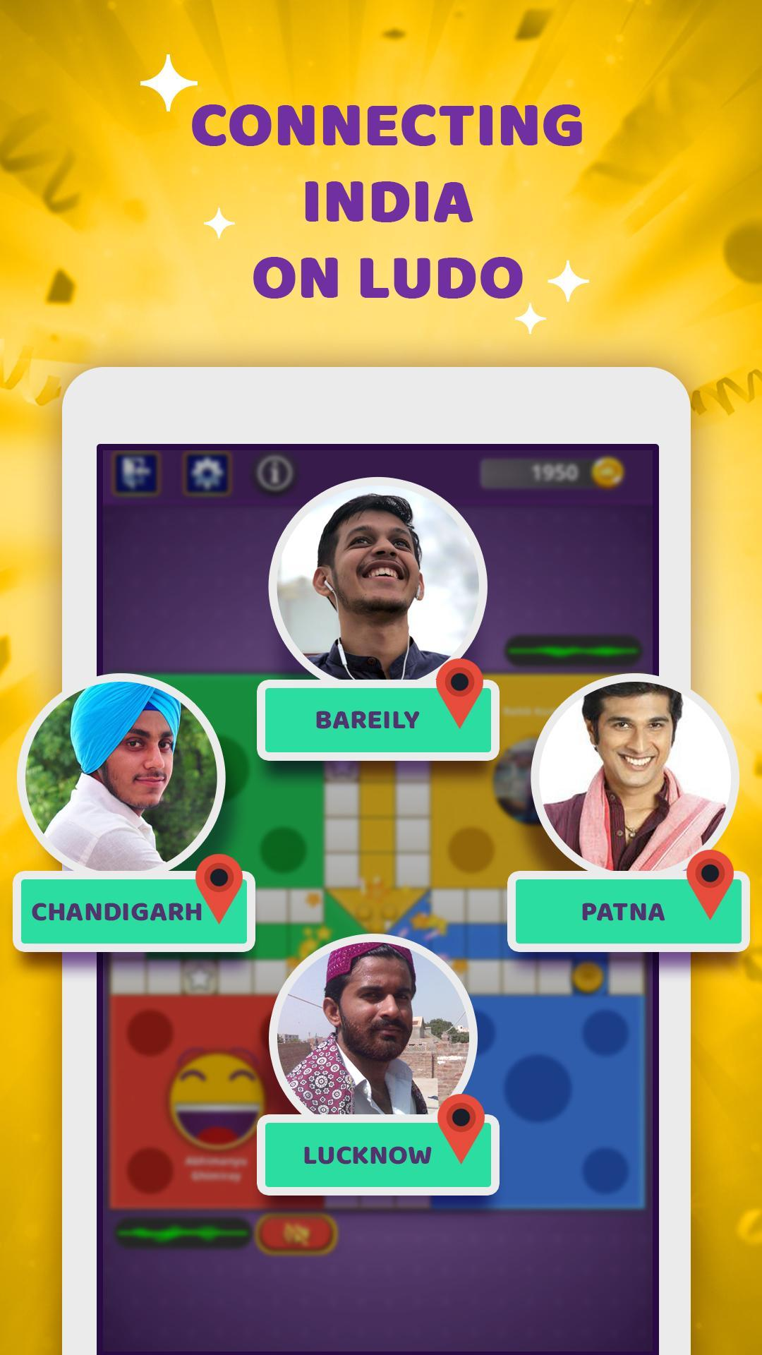 Hello Ludo™- Live online Chat on star ludo game ! 11.2 Screenshot 3