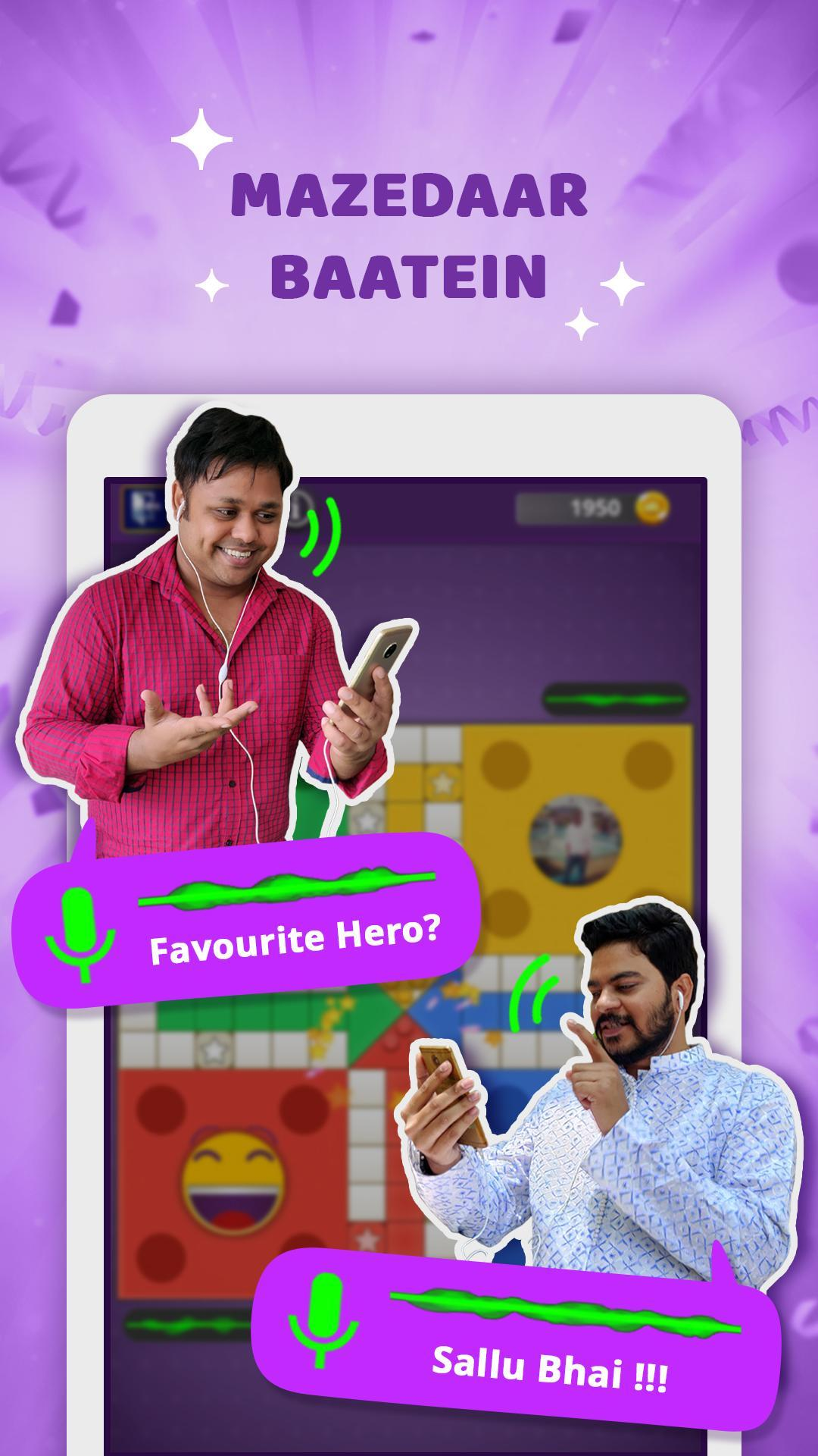 Hello Ludo™- Live online Chat on star ludo game ! 11.2 Screenshot 4