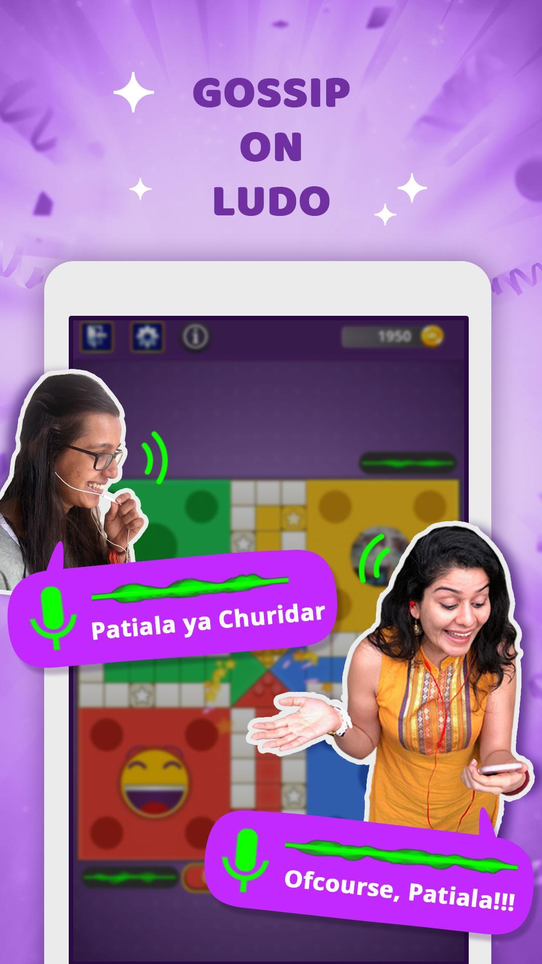 Hello Ludo™- Live online Chat on star ludo game ! 11.2 Screenshot 5