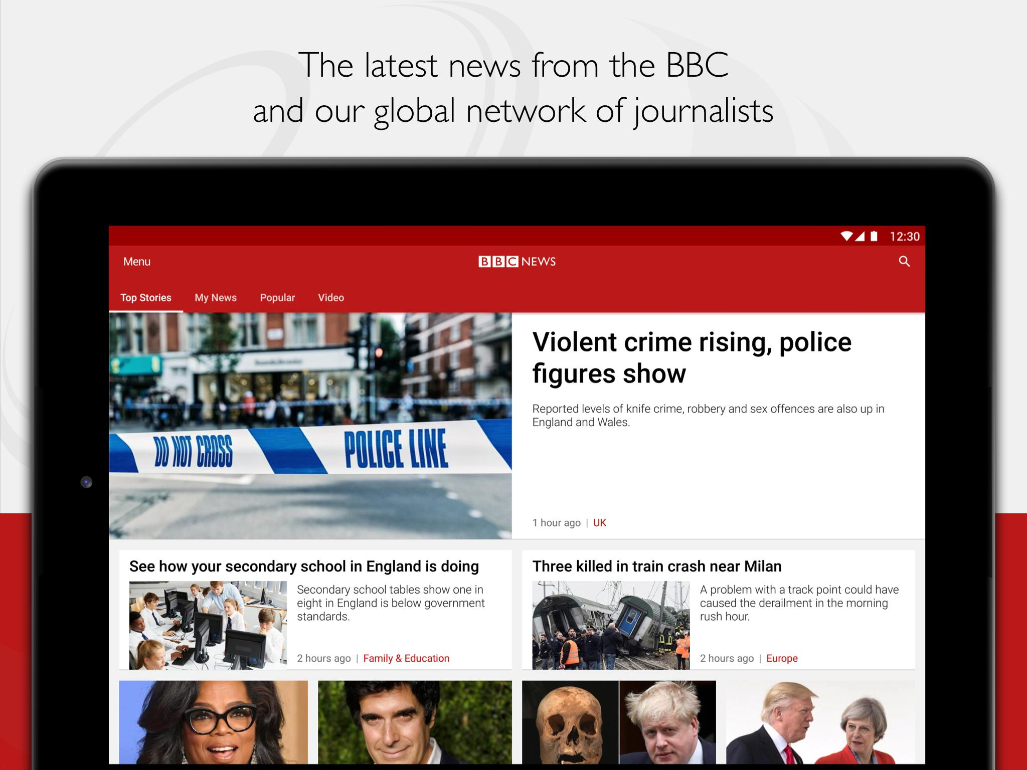 BBC News 5.8.0 Screenshot 12
