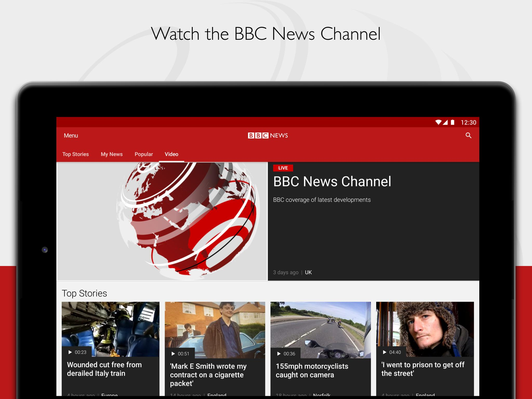 BBC News 5.8.0 Screenshot 16