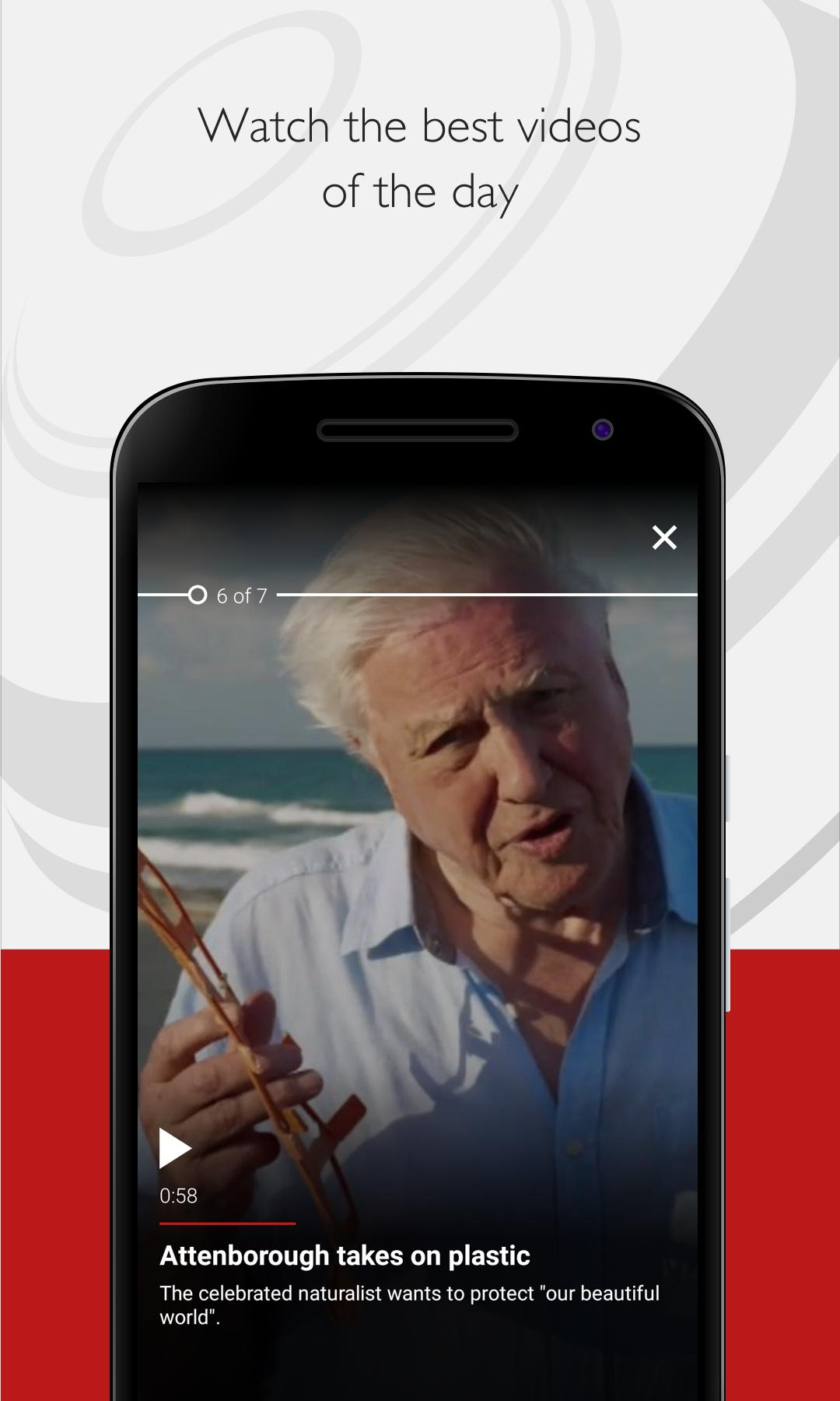 BBC News 5.8.0 Screenshot 3