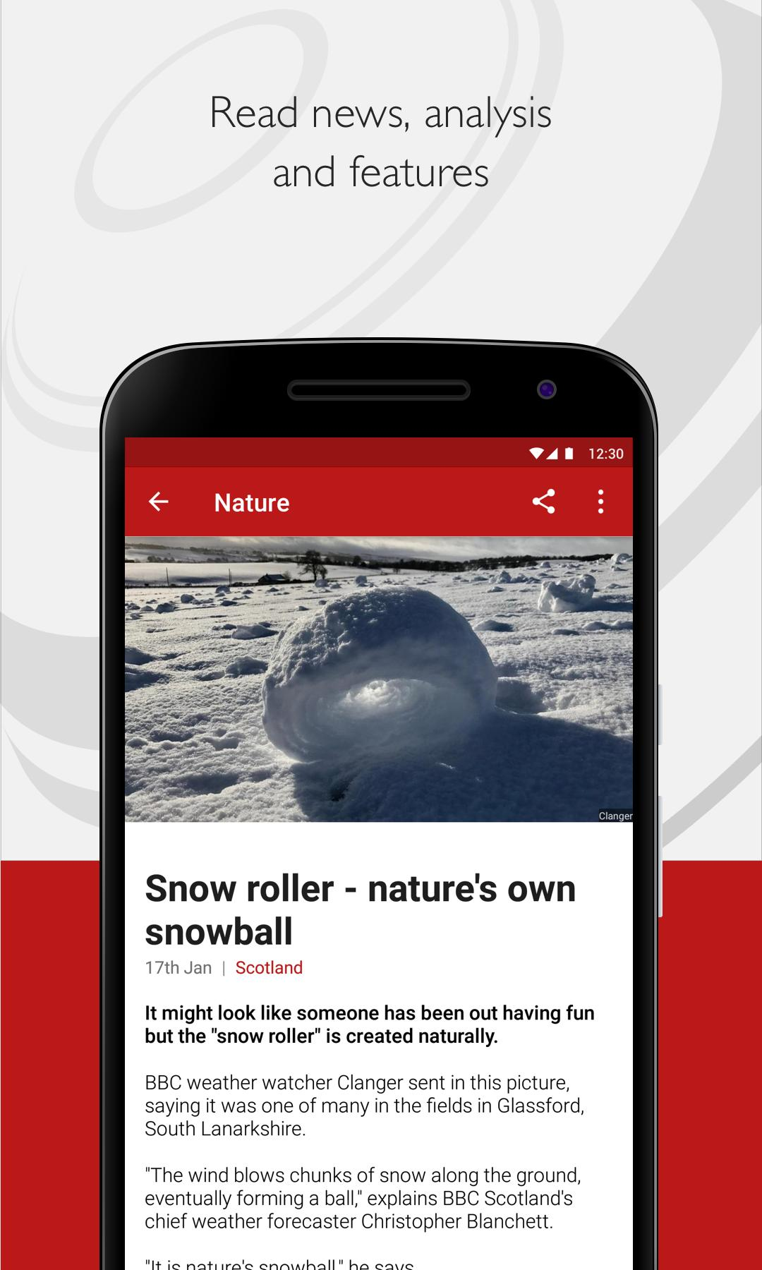 BBC News 5.8.0 Screenshot 4