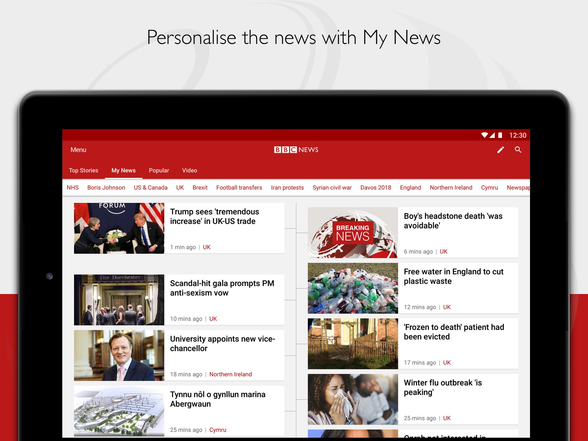 BBC News 5.8.0 Screenshot 8