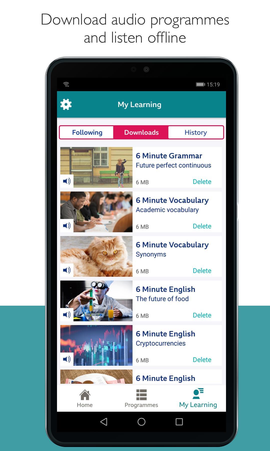 BBC Learning English 1.2.1 Screenshot 3