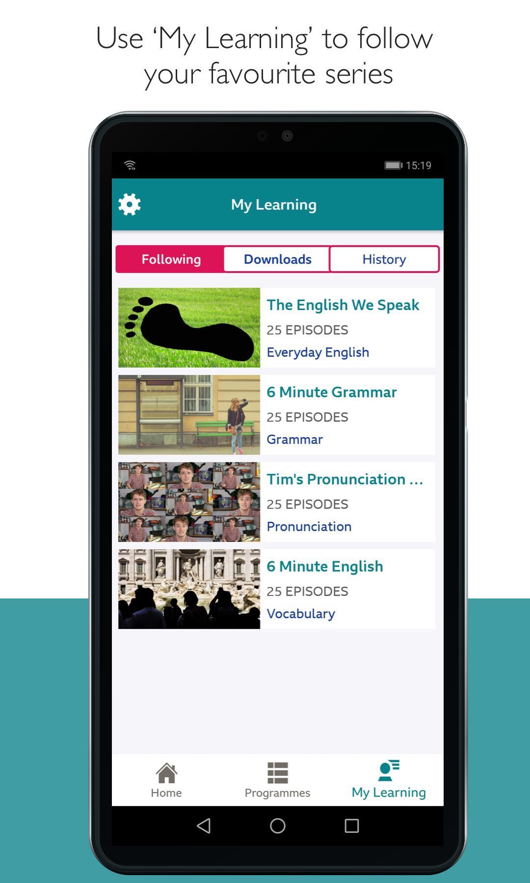 BBC Learning English 1.2.1 Screenshot 6