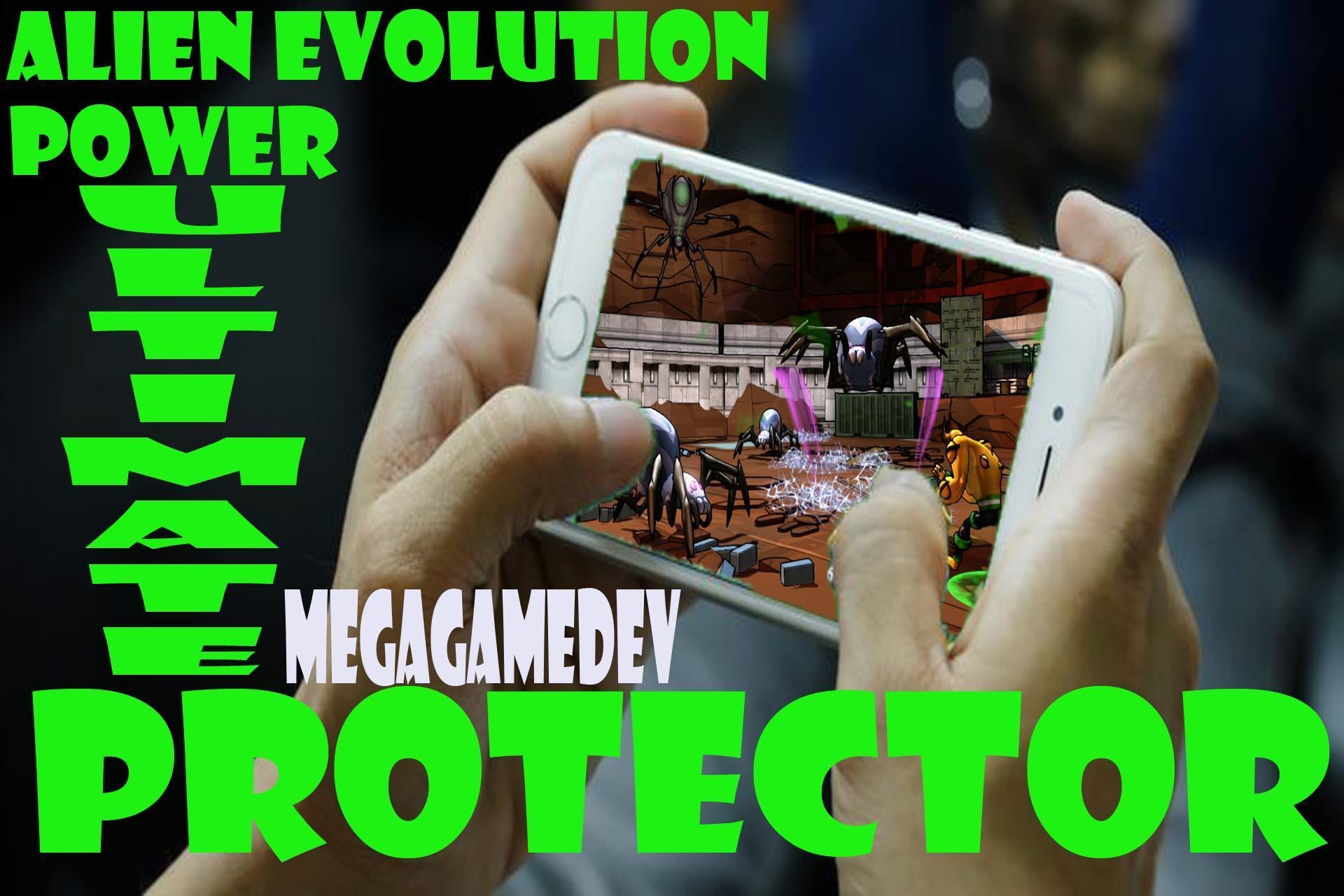 Alien Evolution : Power Ultimate 10 Protector 4.c Screenshot 1