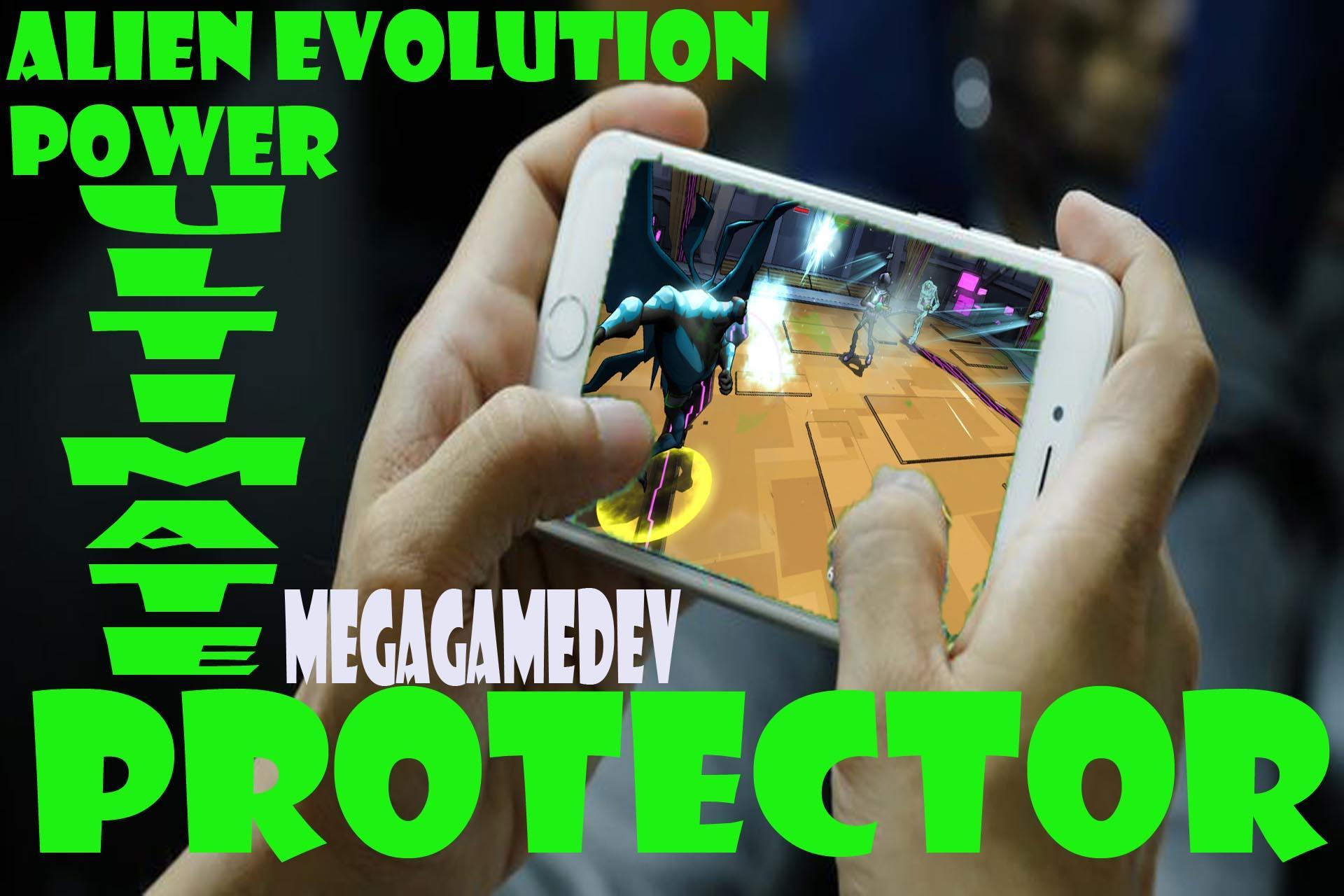 Alien Evolution : Power Ultimate 10 Protector 4.c Screenshot 2