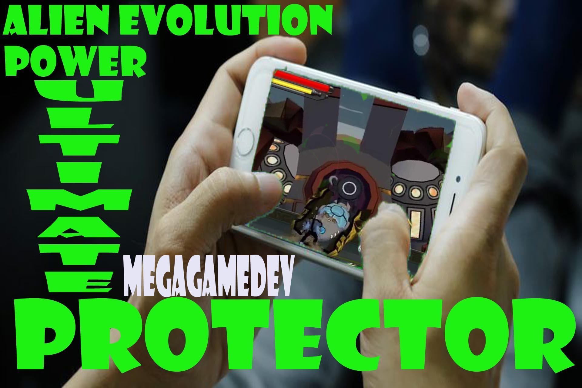 Alien Evolution : Power Ultimate 10 Protector 4.c Screenshot 3