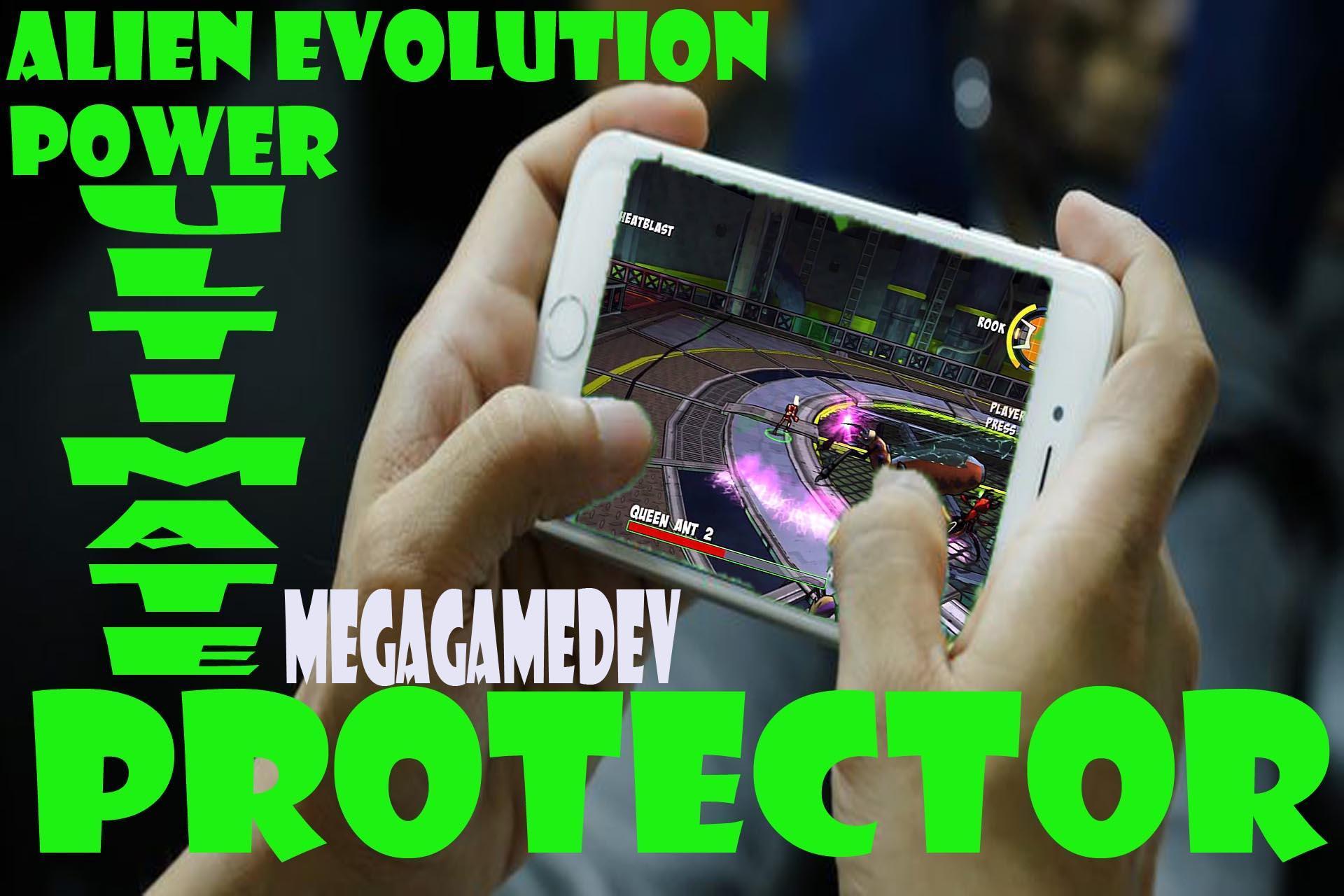 Alien Evolution : Power Ultimate 10 Protector 4.c Screenshot 4