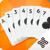 Canasta Online app icon