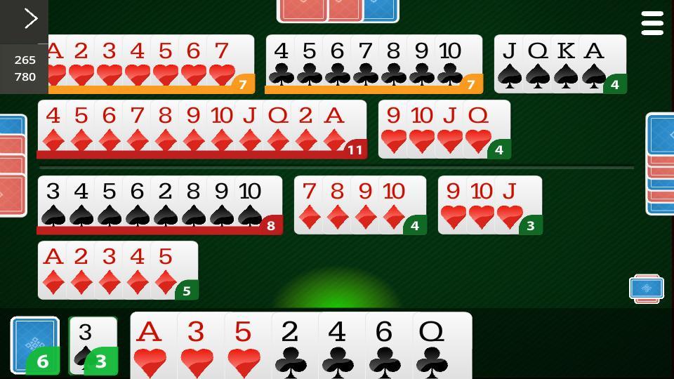 Canasta Online 99.1.23 Screenshot 5