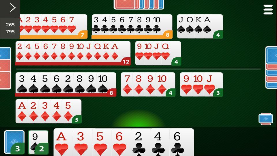 Canasta Online 99.1.23 Screenshot 6