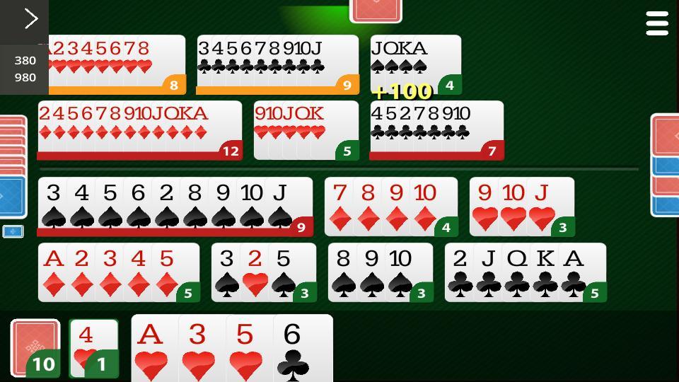 Canasta Online 99.1.23 Screenshot 7