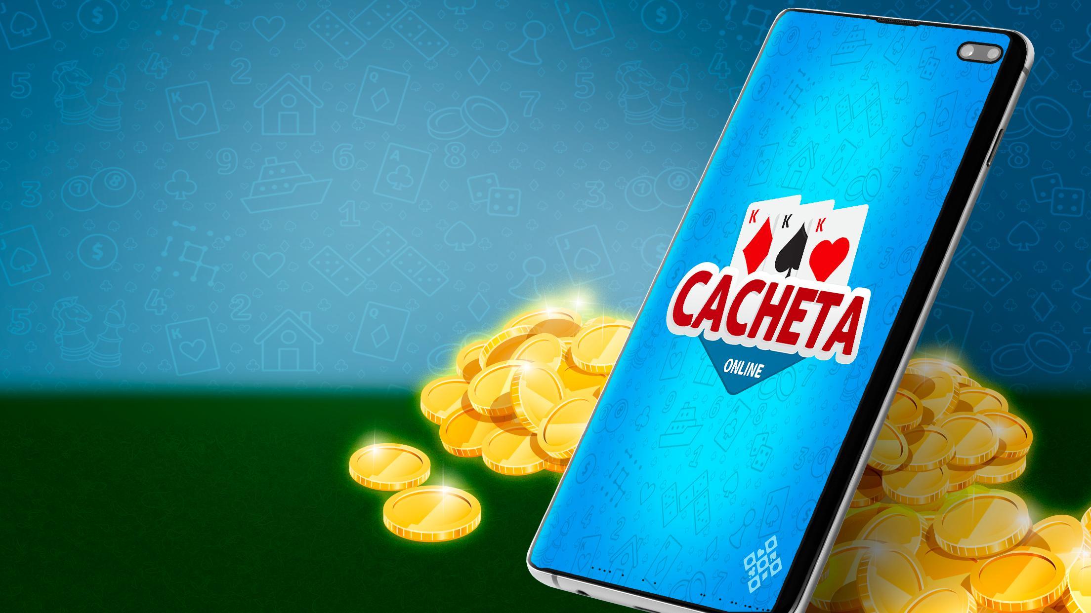 Cacheta Gin Rummy Online 99.1.23 Screenshot 2