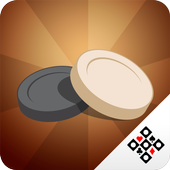 Checkers Online: Classic board game app icon