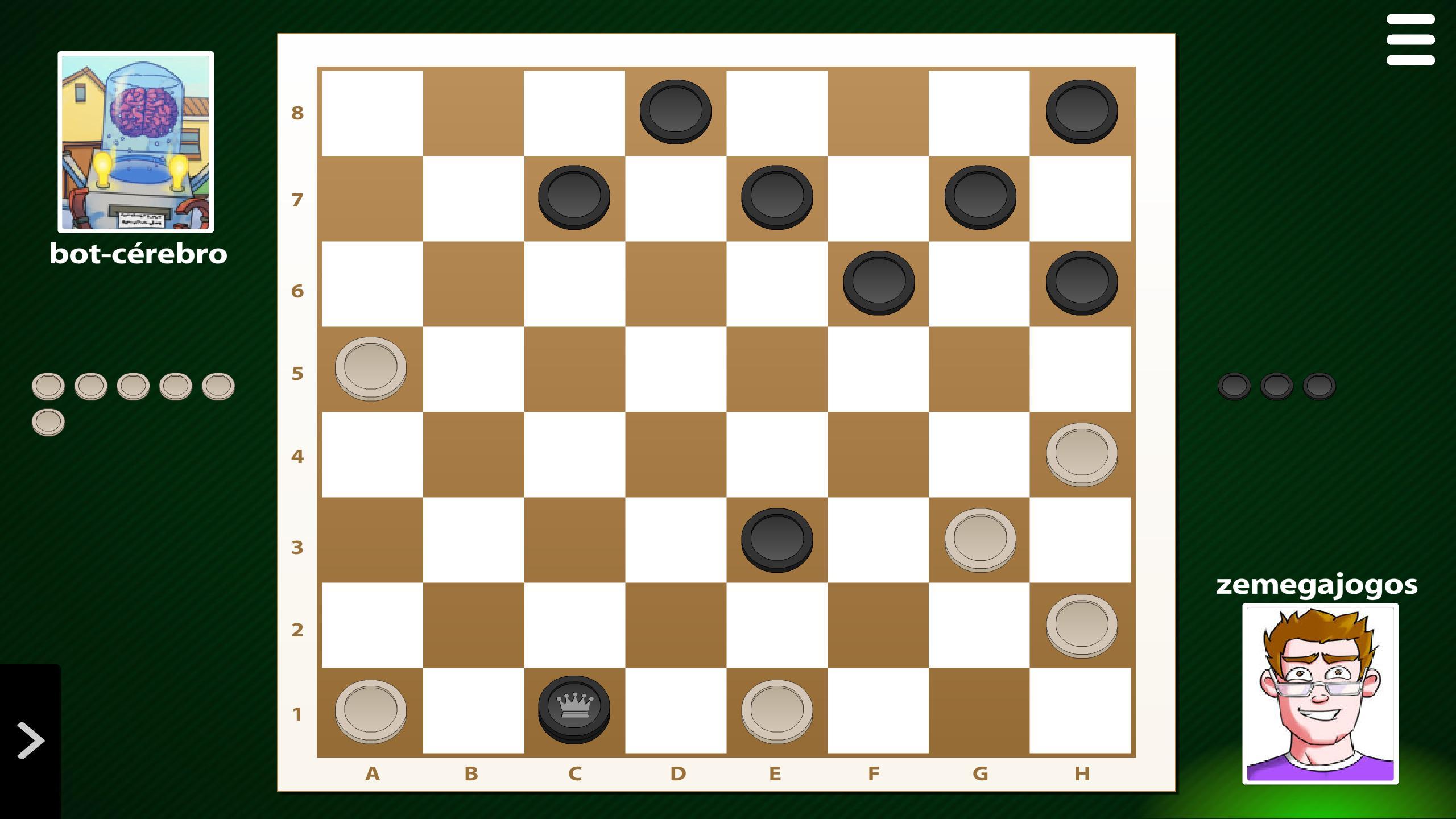Checkers Online: Classic board game 99.1.23 Screenshot 2