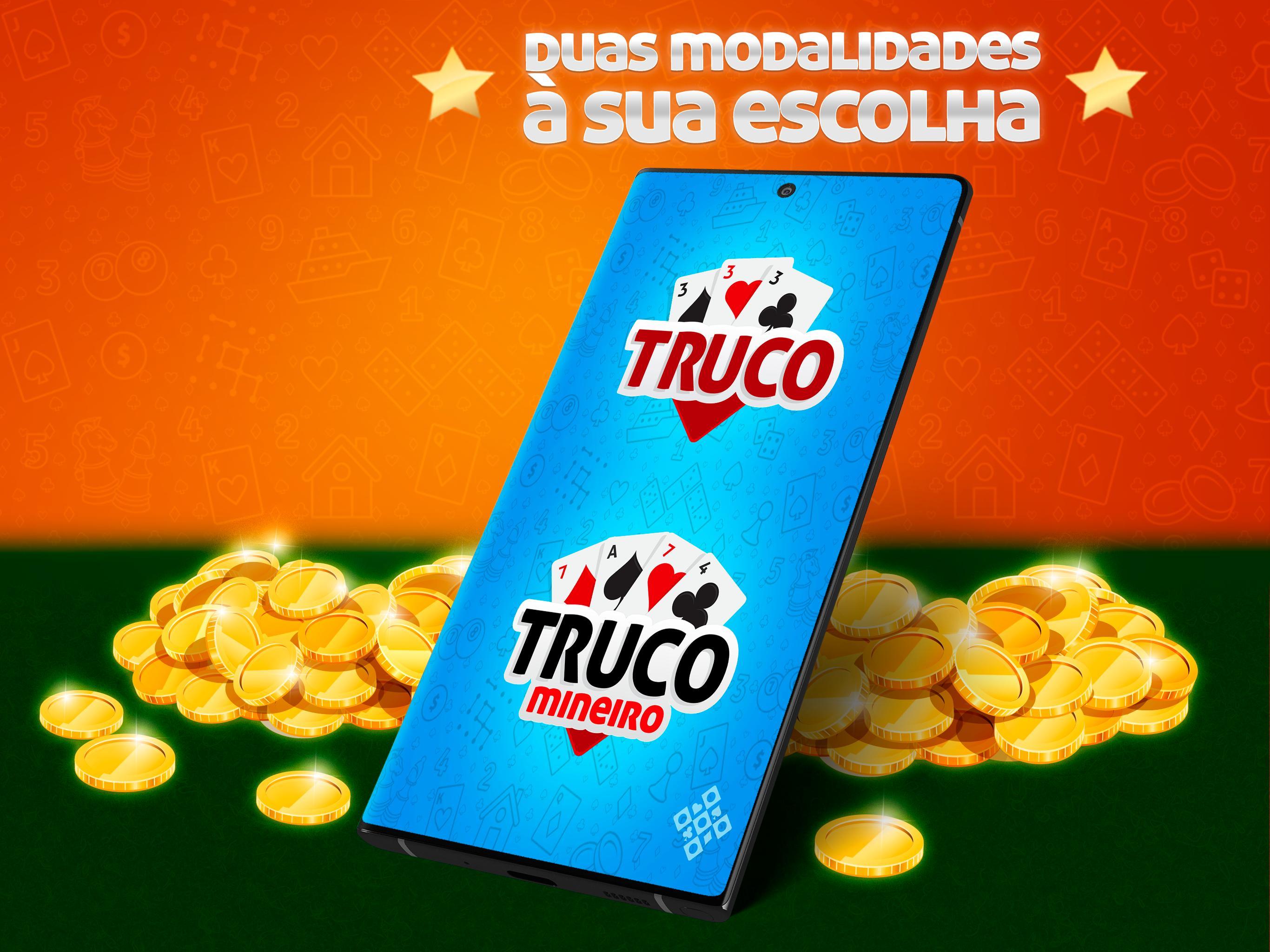 Truco Online Paulista e Mineiro 99.1.23 Screenshot 11