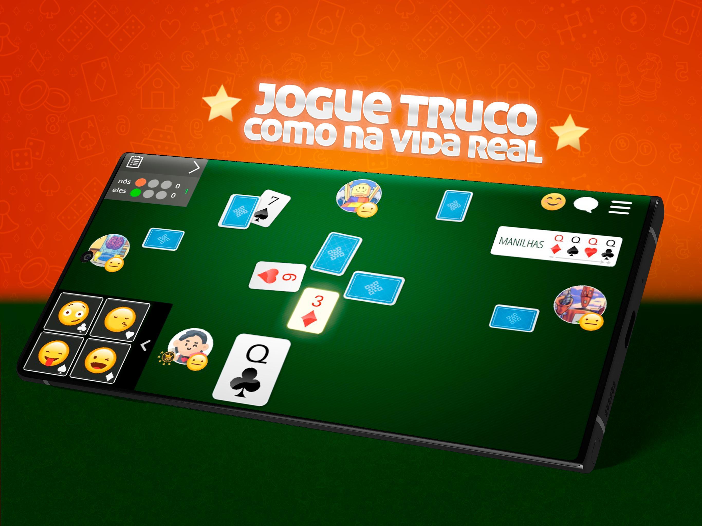 Truco Online Paulista e Mineiro 99.1.23 Screenshot 12