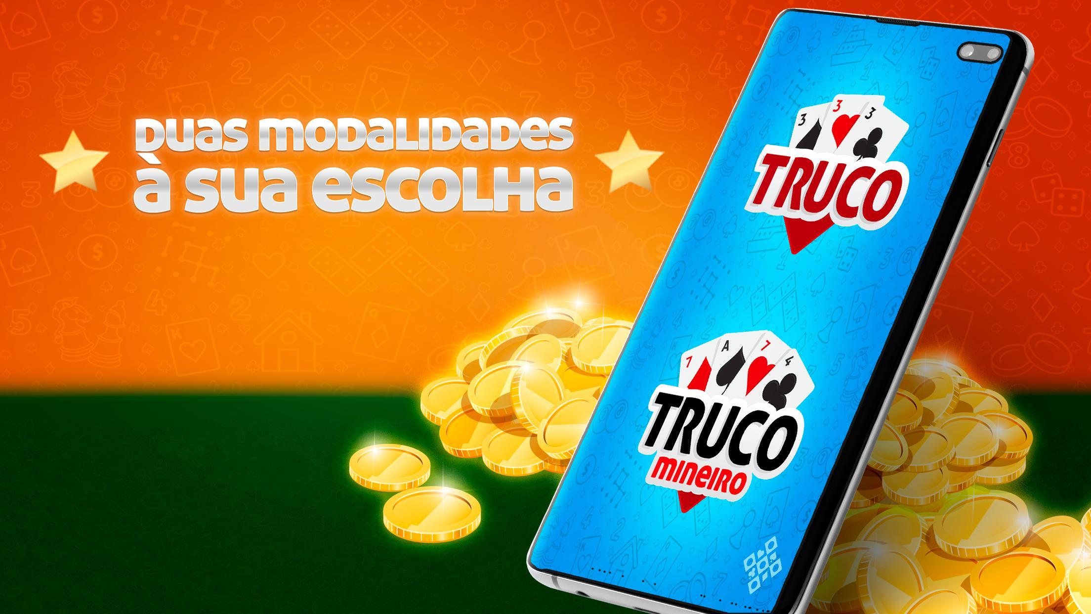 Truco Online Paulista e Mineiro 99.1.23 Screenshot 5