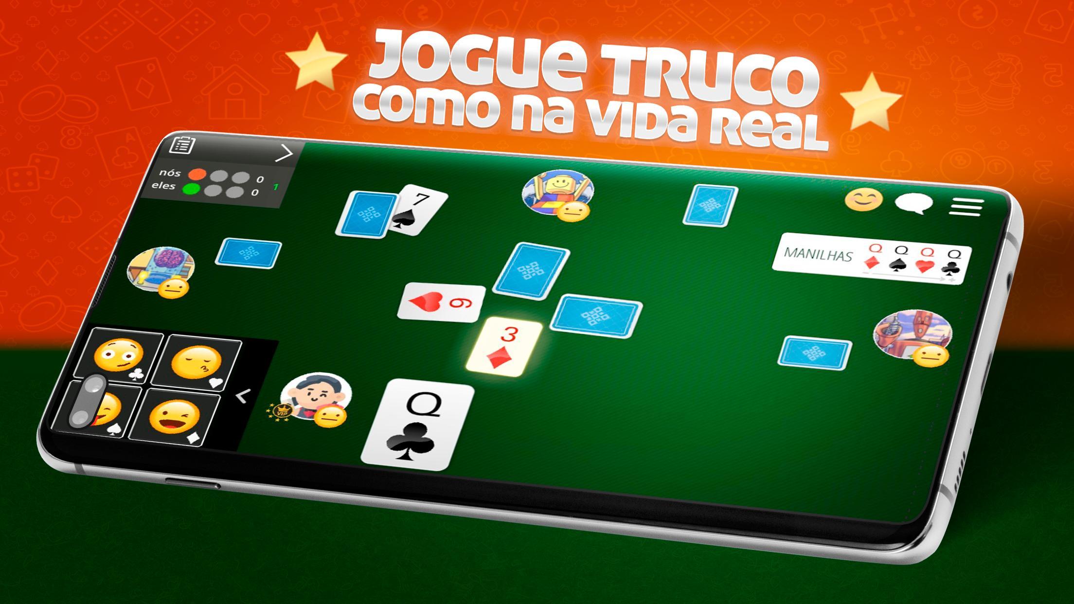 Truco Online Paulista e Mineiro 99.1.23 Screenshot 6