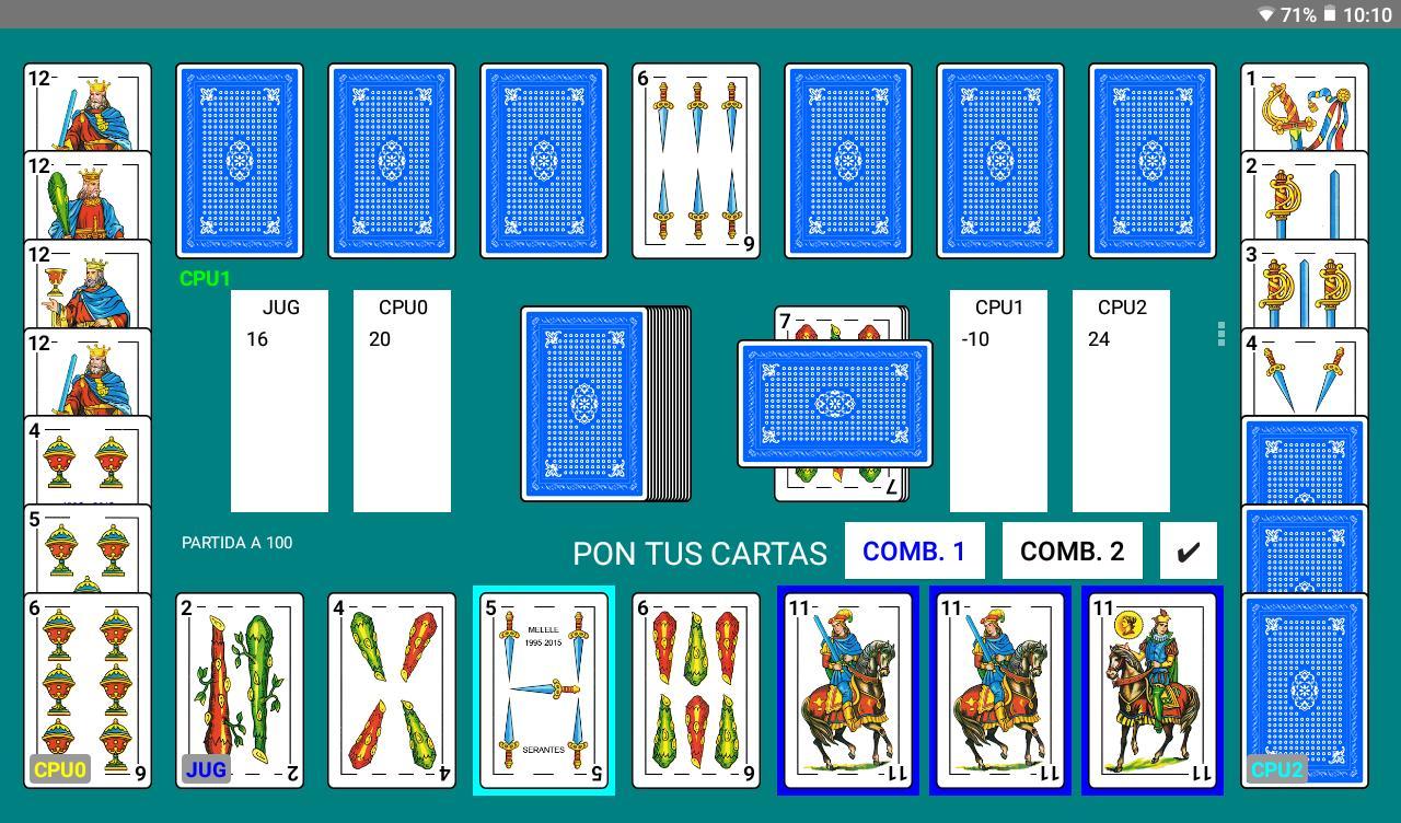 Chinchón 1.7 Screenshot 10