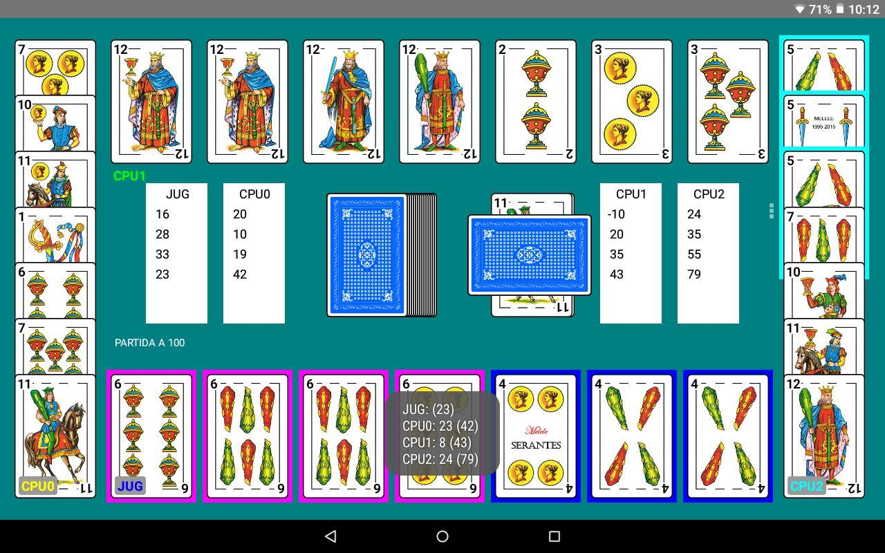 Chinchón 1.7 Screenshot 9
