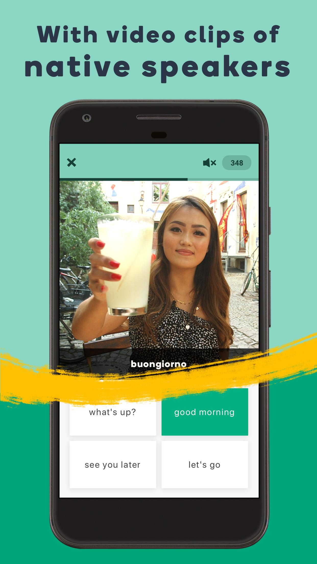 Learn Languages with Memrise - Spanish, French... 2.94_14629_memrise Screenshot 2