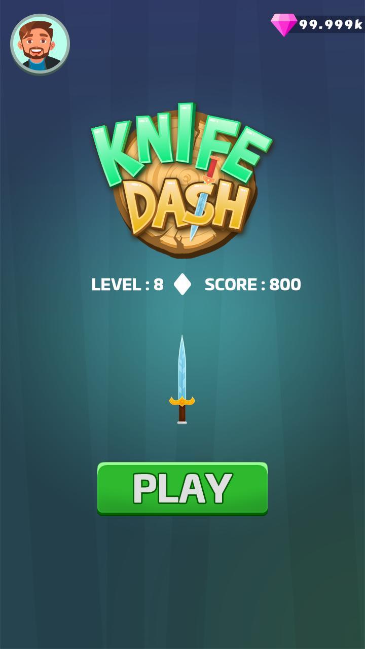 Knife Dash 1.1.7 Screenshot 1