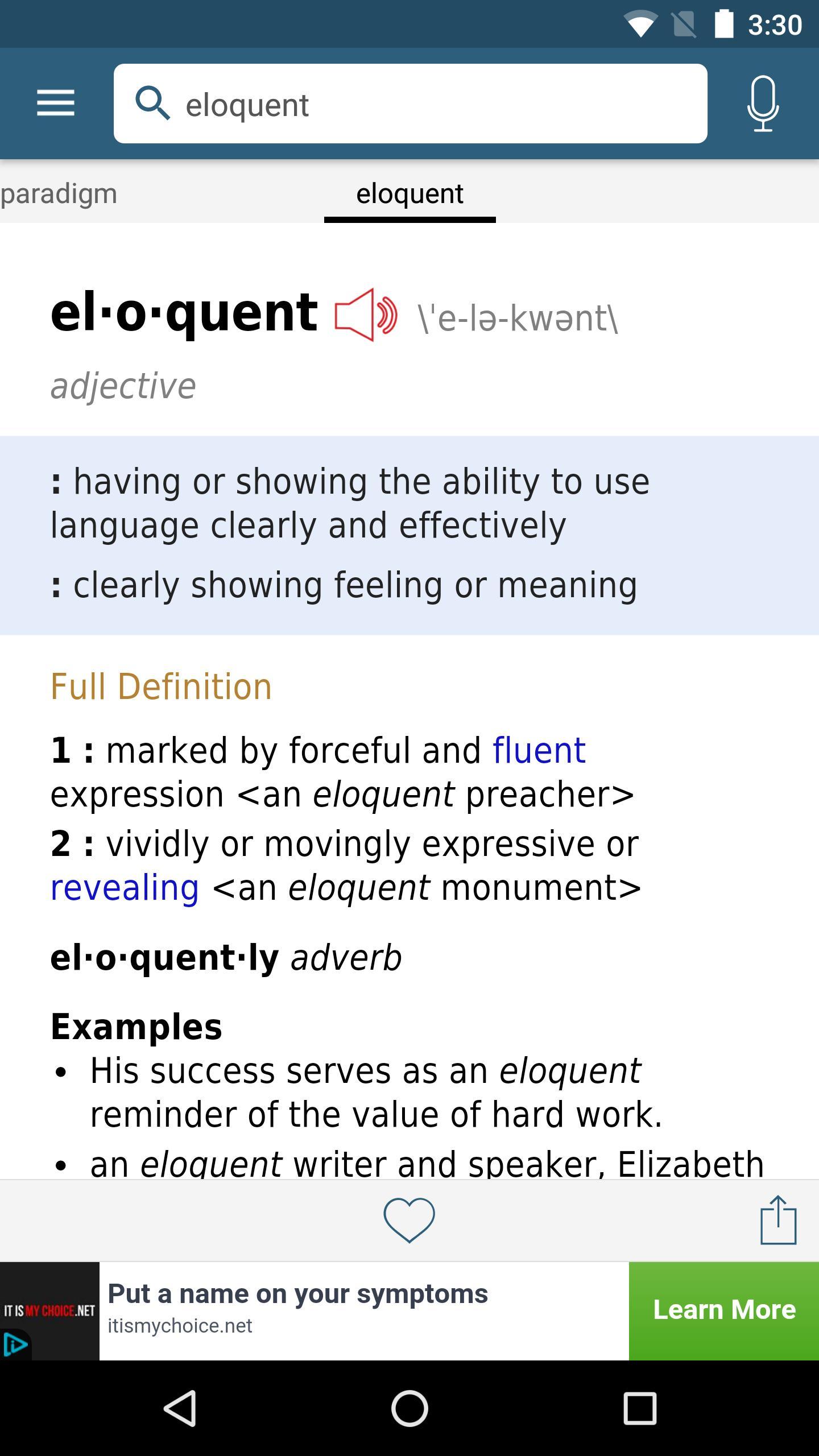 Dictionary - Merriam-Webster 4.3.4 Screenshot 2