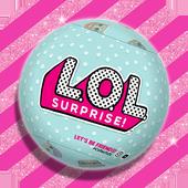 L.O.L. Surprise Ball Pop app icon