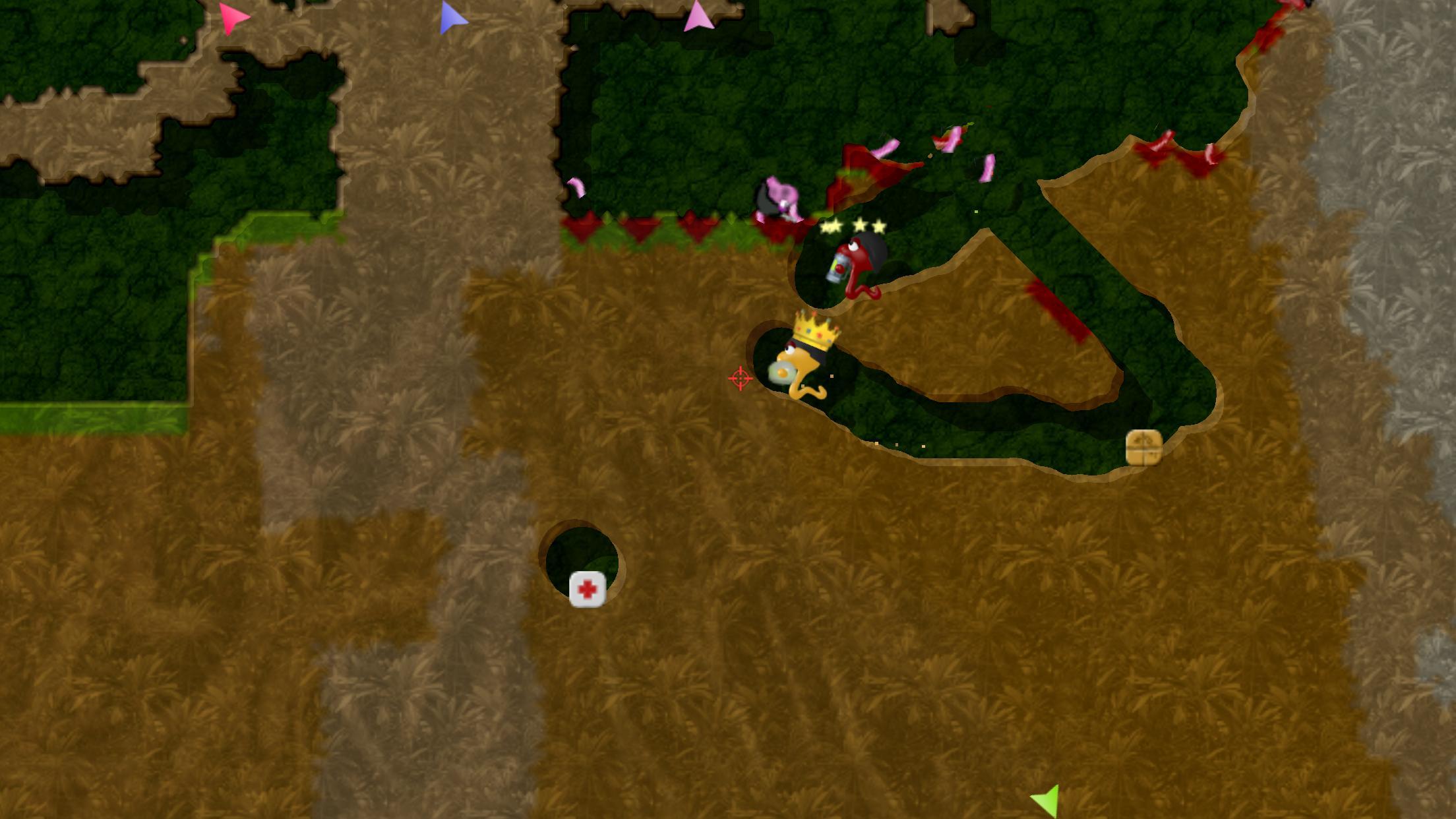 Annelids Online battle 1.115.2 Screenshot 1