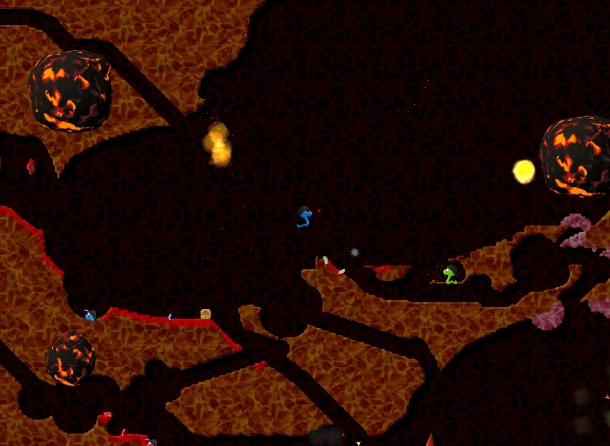 Annelids Online battle 1.115.2 Screenshot 12